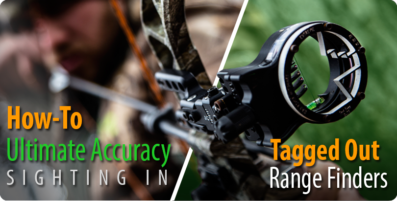Explore Ultimate Accuracy with your Tagged Out Range Finder.